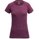 Devold Running t-shirt Dames roze
